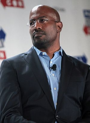 Van Jones - Jones in June 2016.