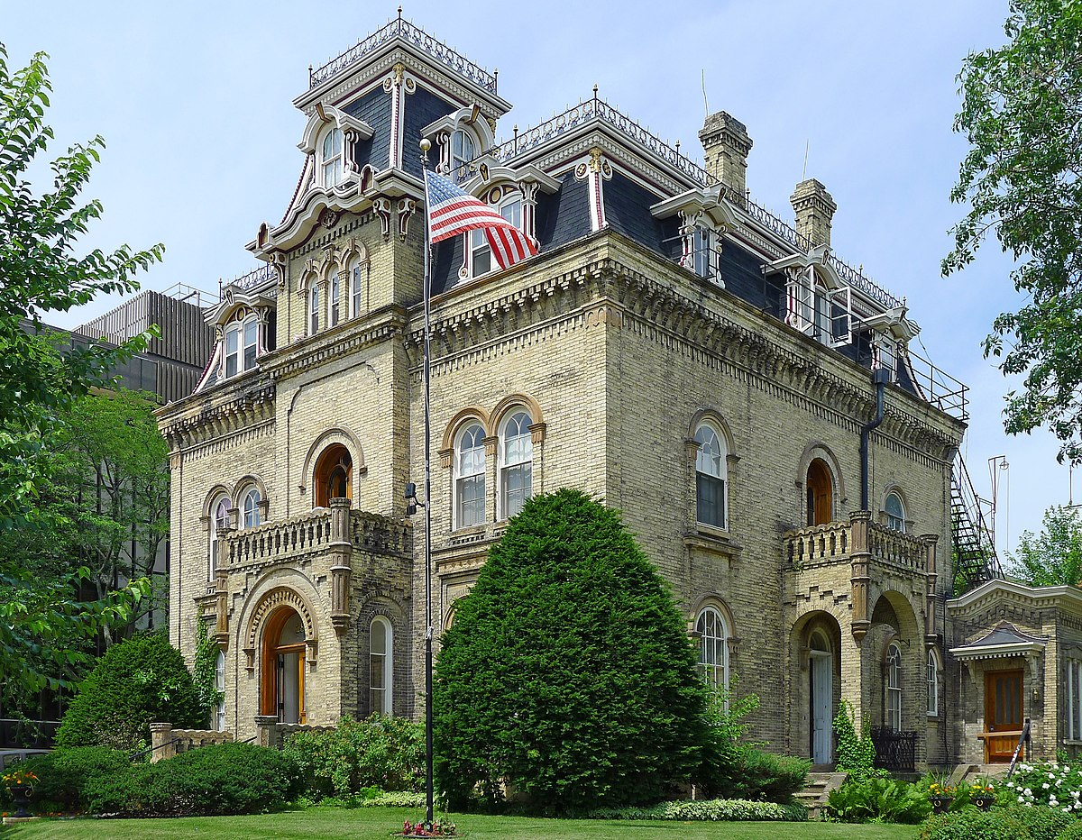 . Mansion Hill Historic District  Madison  Wisconsin    Wikipedia