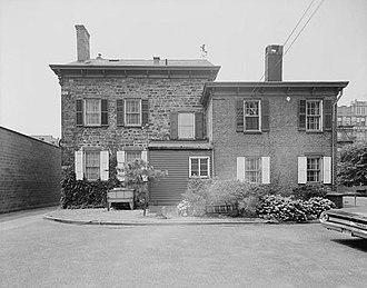 Van Wagenen House - Image: Van Wagenen House 3