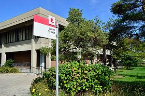 Vanier College at York University - Vanier College West Entrance