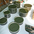 Variety of Japanese combat rations type I.JPG