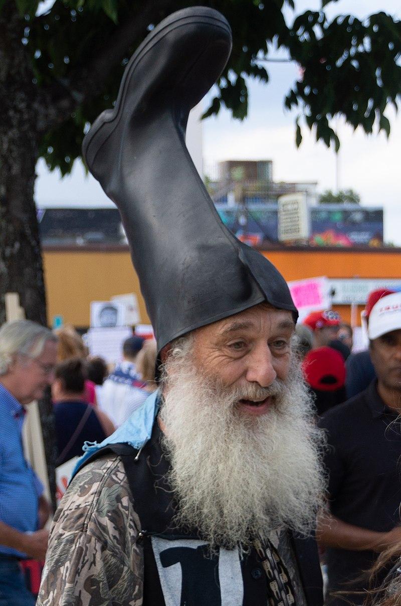 Вермин Суприм, оказывается, выиграл прамериз Либертарианской партии  Нью-Гэмпшира: kireev — LiveJournal