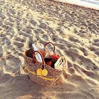 Veuve Clicquot - Image: Veuve Clicquot à la plage