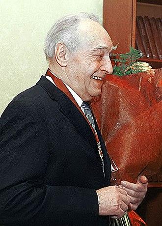 Vyacheslav Tikhonov - Tikhonov in 2003
