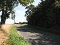 View east along Brooke Road - geograph.org.uk - 1455297.jpg