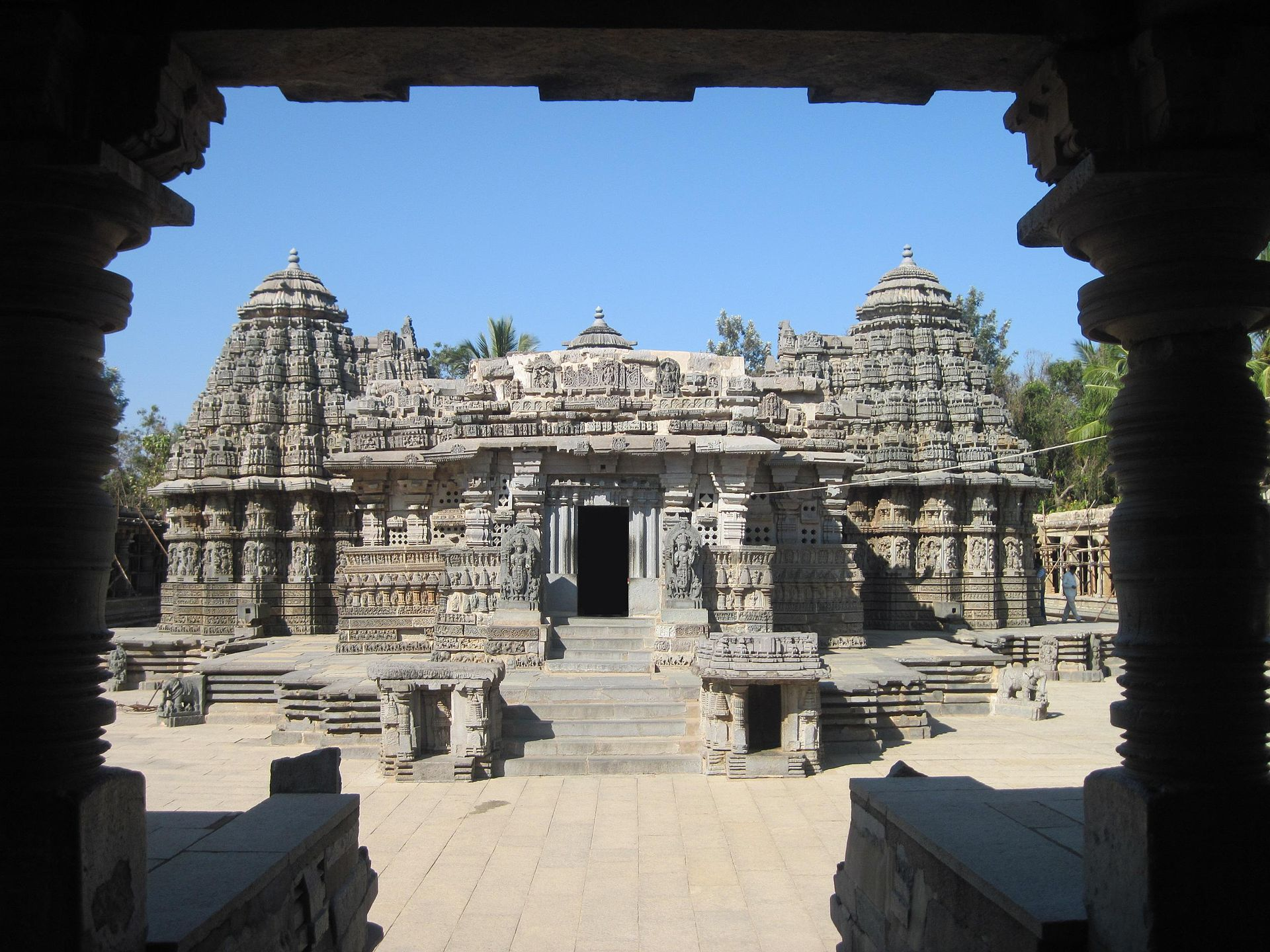 Chennakesava Temple Somanathapura Wikipedia