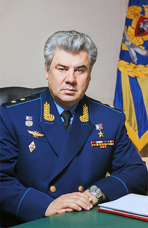 Russian Air Force - Colonel General Viktor Bondarev