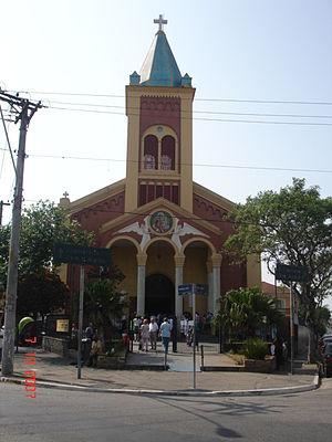 Lithuanian Brazilians -  Igreja São José (St Joseph's Church) founded in 1936 by the Lithuanian Community in Vila Zelina, São Paulo, Brazil.