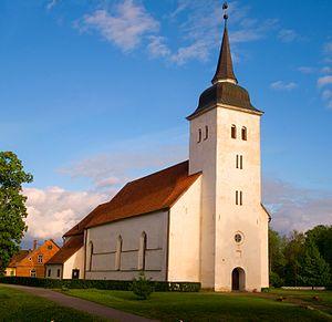 Viljandi - St. John's church (Jaani kirik)