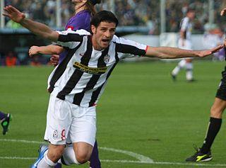 Vincenzo Iaquinta Italian footballer