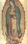 An image of Our Lady of Guadalupe