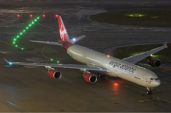 Virgin Atlantic Airways Airbus A340-642X G-VBU...