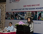 Visit by USAID's Senior Deputy Assistant Administrator for Asia Gloria Steele to Vietnam (30416226232).jpg
