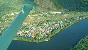 Vista aérea de Mitú, Vaupés.jpg