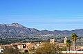 Vista d'Almudaina amb Beniarrés al fons.JPG