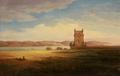 Vista do Tejo e da Torre de Belém - Maria Guilhermina Silva Reis.png