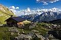 Vista su Cima d'Asta da Bivacco Coldosè, Catena dei Lagorai, Valle del Vanoi.jpg
