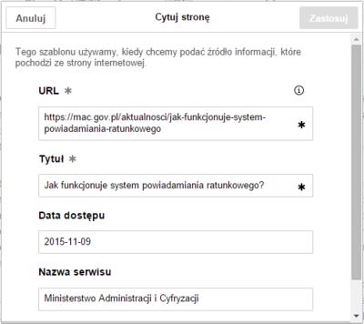 VisualEditor - edycja szablonu w przypisie.png