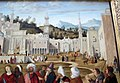 Vittore carpaccio, predica di s. stefano a gerusalemme, da scuola di s. stefano a ve, 1514 ca. 03.JPG