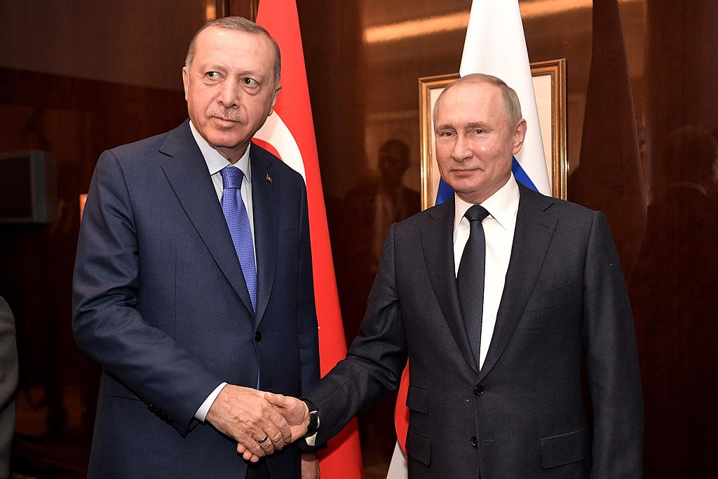 Vladimir Putin and Recep Tayyip Erdogan (2020-01-19) 01