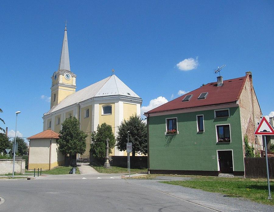 Vlkoš (Přerov District)