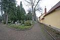 Vojenský hřbitov v Josefově u Jaroměře - pohled od vchodu.JPG