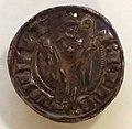 Volterra, grosso al tipo agontano del vescovo ranieri III belforti, 1316-21 ca. 01.jpg