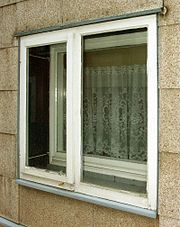 Vorfenster additional window fenetre pour l hiver