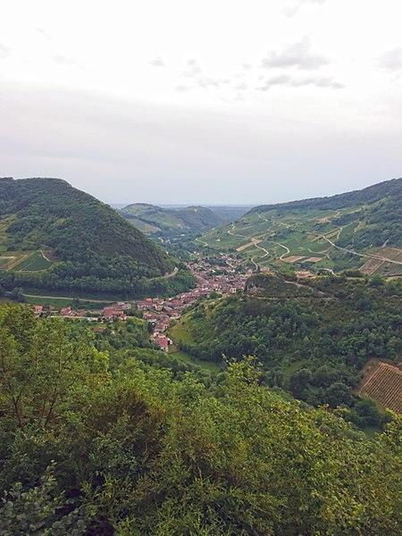 View of Cerdon
