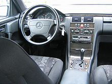 Mercedes Benz W210 Wikipedia