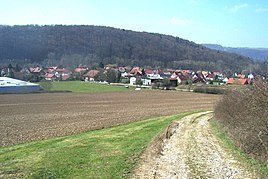 View over Ebenshausen (2009)