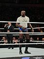 WWE Titus O'Neil Enters (8466444735).jpg