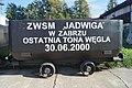 Wagon ZWSM Jadwiga w Zabrzu - Skansen Górniczy Królowa Luiza.jpg