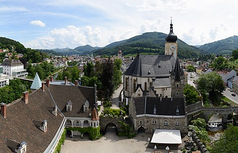 Waidhofen an der Ybbs, Lower Austria