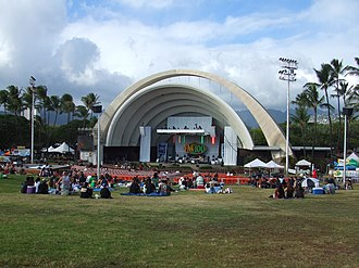 Waikiki Shell - Image: Waikikishell