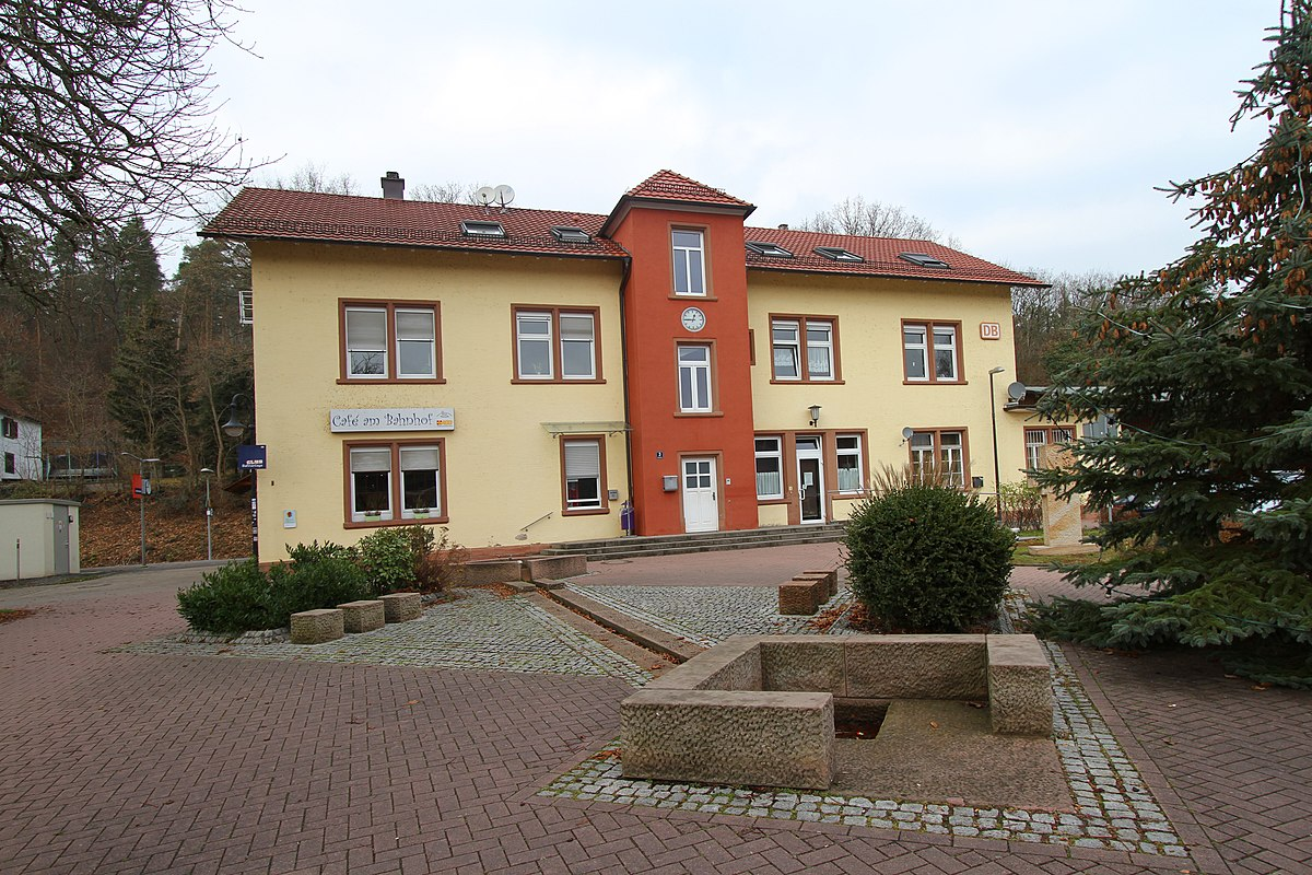 Waldfischbach Burgalben
