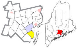 Waldo County Maine Incorporated Areas Northport Highlighted.png