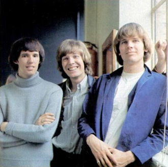 The Walker Brothers - The Walker Brothers in 1965 (L-R: Gary Leeds, Scott Engel, John Maus)