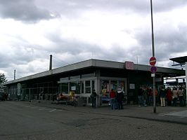 Station in 2007