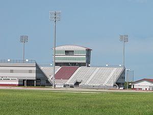 Waller Independent School District -  Waller ISD Stadium, 2016
