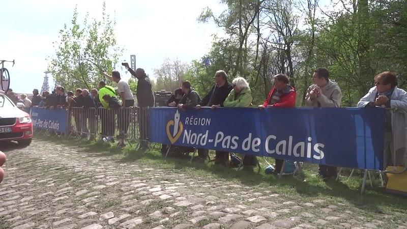 File:Wallers - Paris-Roubaix, le 13 avril 2014 (11).ogv
