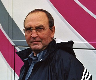 Walter Godefroot - Godefroot in 1997