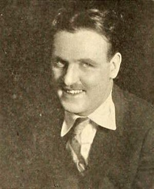 Walter McGrail - Photo of McGrail from Motion Picture News (1919)