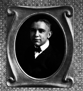 Walter Wesbrook - Walter Wesbrook, captain of the University of Michigan's 1920-1921 tennis team