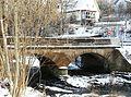 Waltershausen (Saal a.d. Saal) Steinbrücke Westansicht.jpg