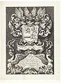 Wapen van Ernst Casimir, graaf van Nassau-Dietz, 1632, RP-P-OB-81.326.jpg