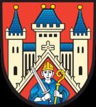 Das Wappen von Fladungen