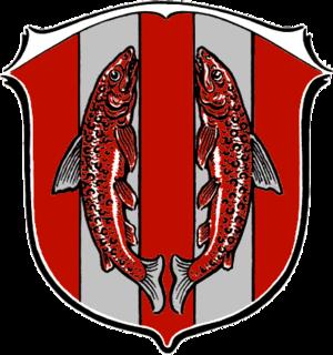 Gedern - Image: Wappen Gedern