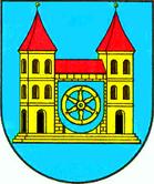 Das Wappen von Oederan