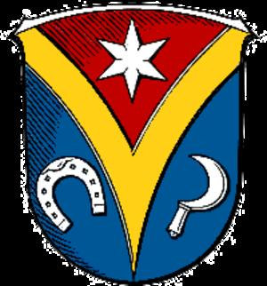 Seeheim-Jugenheim - Image: Wappen Seeheim Jugenheim